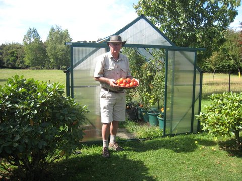 Chooseing a greenhouse Austrlaia