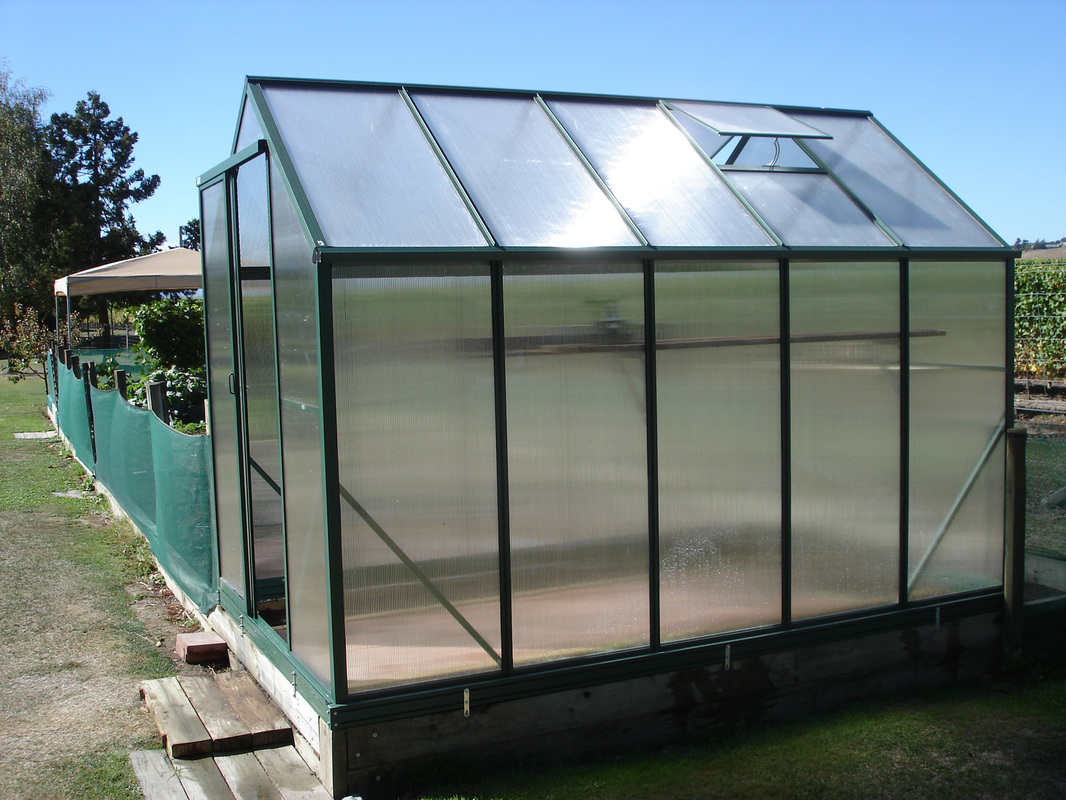 Greenhouse positioning Australia