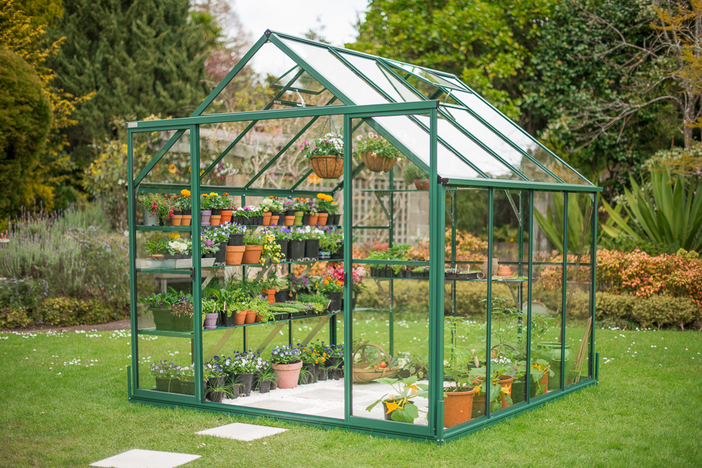 10x24 Greenhouse With 6mm Polycarbonate